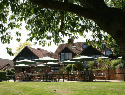Barnham Broom Hotel, Golf and Spa