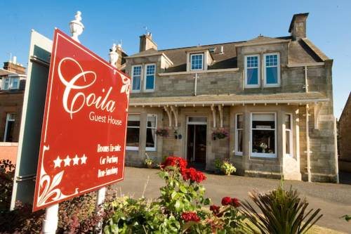 Coila Guest House in Ayr