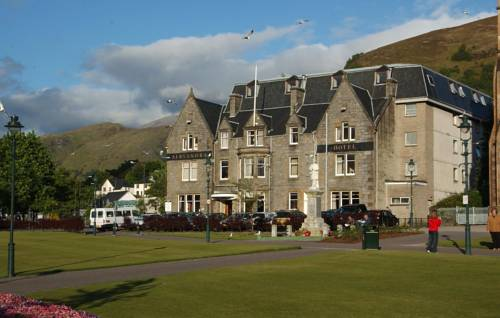 Alexandra Hotel in Fort William