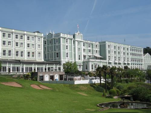 The Palace Hotel in Torquay