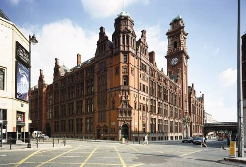 The Palace Hotel in Manchester