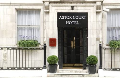 Astor Court Hotel in London