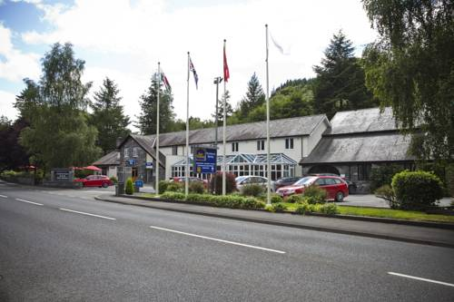 The Waterloo Hotel in Betws-y-Coed