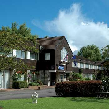 Best Western Tiverton Hotel in Devon