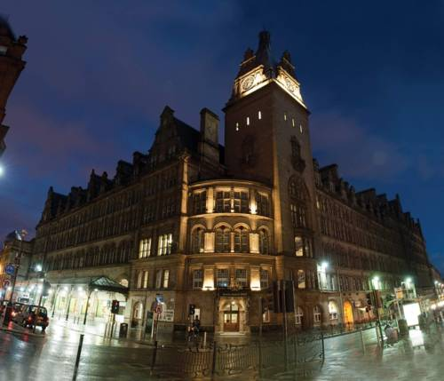 The Grand Central Hotel in Glasgow