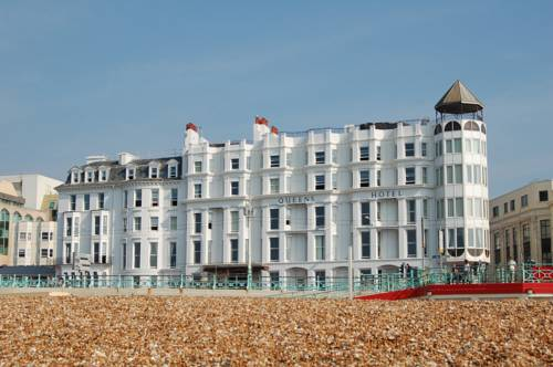 Queens Hotel and Spa in Brighton