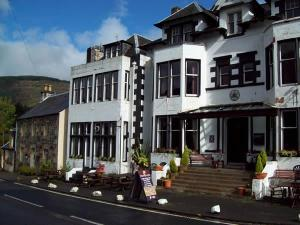 Munro Inn in Scotland
