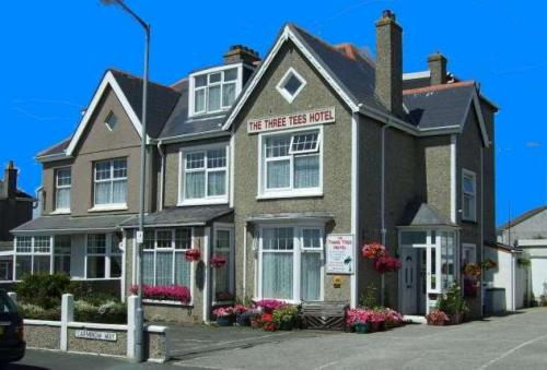 The Three Tees Hotel in Cornwall