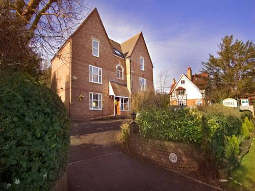Marlborough House Hotel - BandB in Oxford