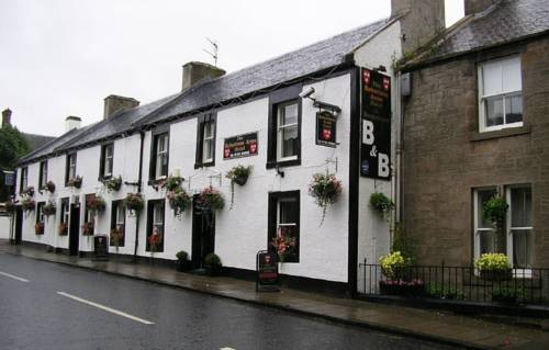 The Robertson Arms Hotel in Scotland