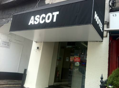 Ascot Hyde Park Hotel in London