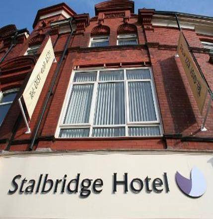 Stalbridge Guest House in Liverpool