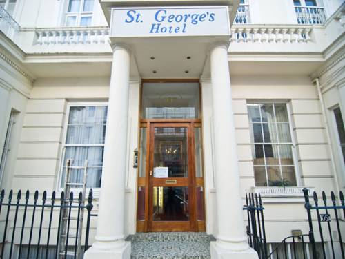 St George's Victoria in London