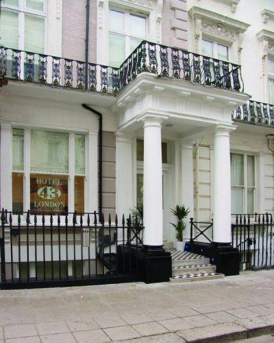 Hotels accommodation near kensington palace for 35 39 inverness terrace bayswater
