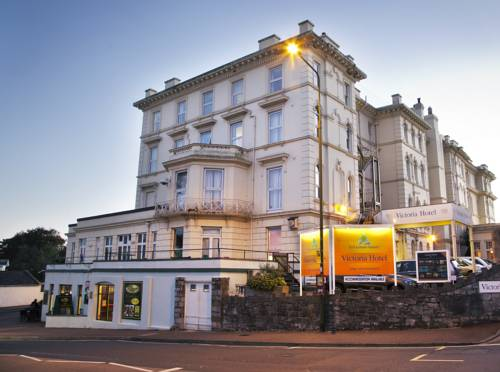 TLH Victoria Hotel in Torquay