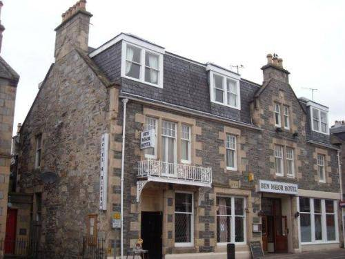 Ben Mhor Hotel in Scotland