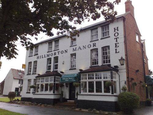 The Hillmorton Manor Hotel