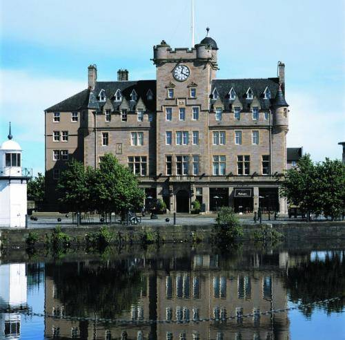 Malmaison Edinburgh in Scotland
