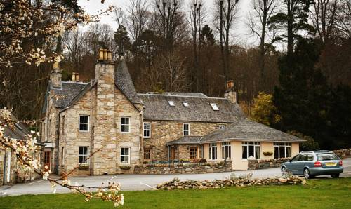 East Haugh House Hotel in Scotland