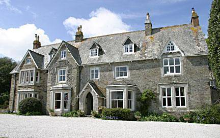 Molesworth Manor in Cornwall