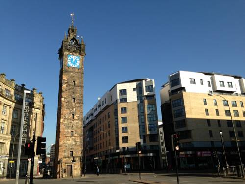 Tolbooth Apartments in Glasgow