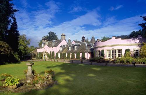 Roman Camp Country House Hotel in Scotland
