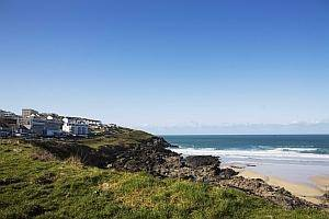 The Bay Hotel in Cornwall