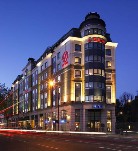 London Marriott Maida Vale in London