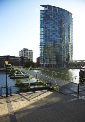London Marriott Hotel West India Quay in London