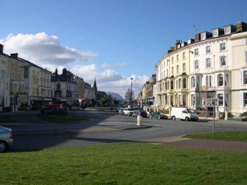 Montclare and Cumberland in Llandudno