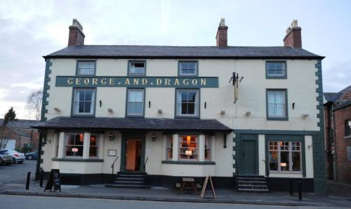 George and Dragon in Chester