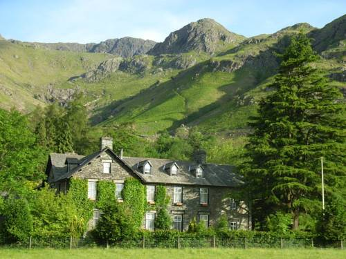 New Dungeon Ghyll Hotel in The Lakes