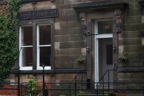 Edinburgh House Hotel - BandB
