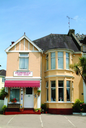 Clovelly Guest House in Torquay