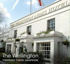 The Wellington Arms Hotel in 