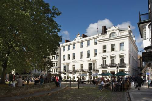 Abode Exeter The Royal Clarence Hotel in Devon