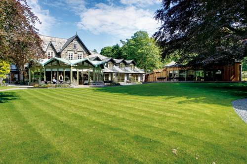 Rothay Garden Hotel and Riverside Spa in Ambleside
