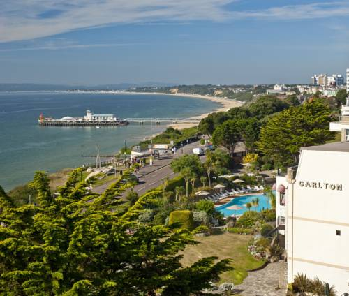 Hallmark Hotel Bournemouth Carlton in Bournemouth