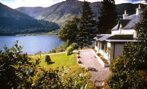 Corriegour Lodge Hotel in Scotland