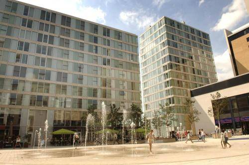 City Apartments Milton Keynes - The Hub:Mk