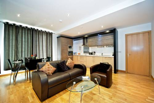 Staycity Serviced Apartments- West End in Edinburgh