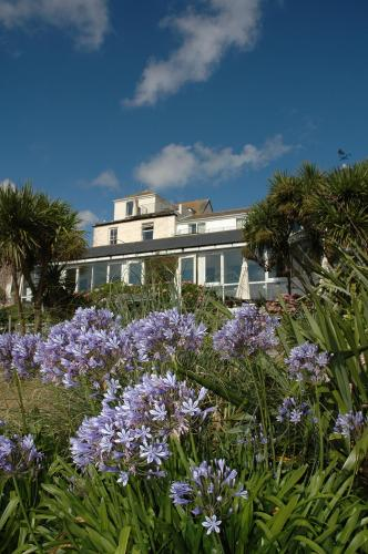 The Old Coastguard Hotel in Cornwall