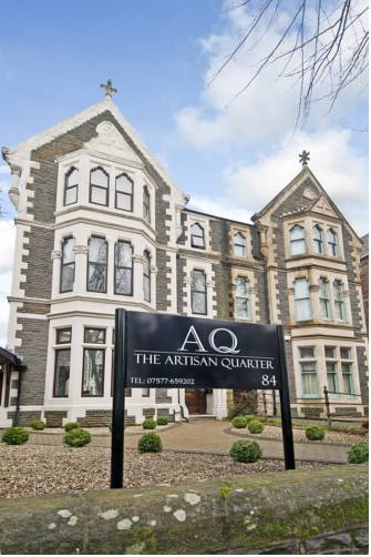 The Artisan Quarter Serviced Apartments in Cardiff