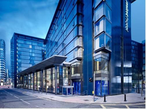 DoubleTree by Hilton Manchester Piccadilly in Manchester