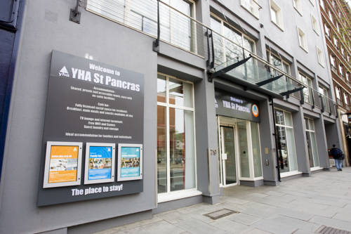 YHA London St Pancras in London
