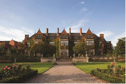 Hoar Cross Hall Spa Resort