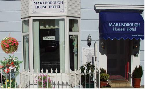 Marlborough House Hotel