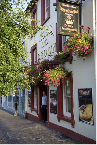 Rose and Crown Hotel in Wales
