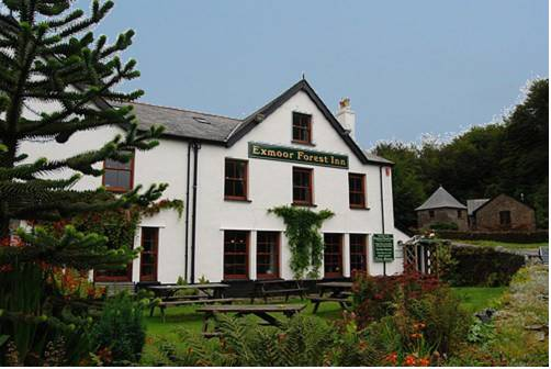 The Exmoor Forest Inn in Devon