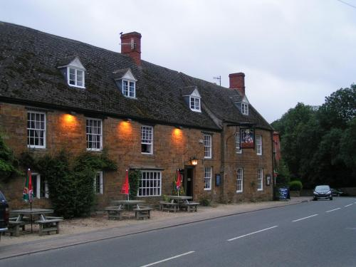The George At Brailes in Cotswolds